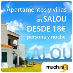 Alquiler villas y apartamentos Salou