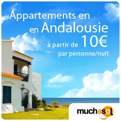 Appartements en Andalousie