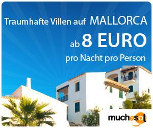 Traumhafte Villen auf Mallorca